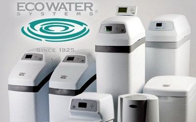 Domowe stacje uzdatniania wody<br /> ECOWATER - NOWOŚĆ